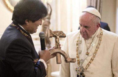 Viaggio di papa Francesco in America latina - Bolivia - 9 luglio