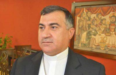 L'appello dell'arcivescovo di Erbil