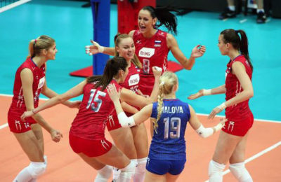Volley: alle russe l'europeo olandese