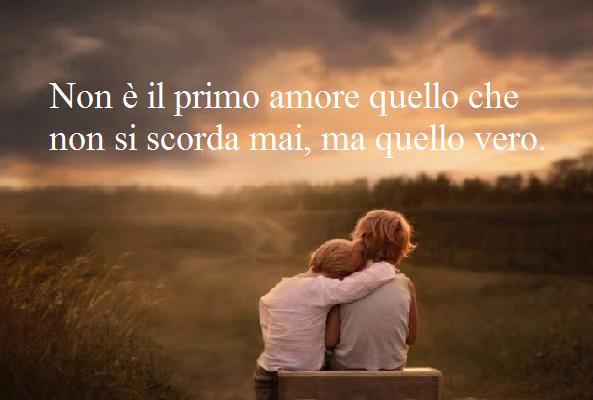 L'amore vero ama al di là di ciò che fa l'altro: nonostante gli ...
